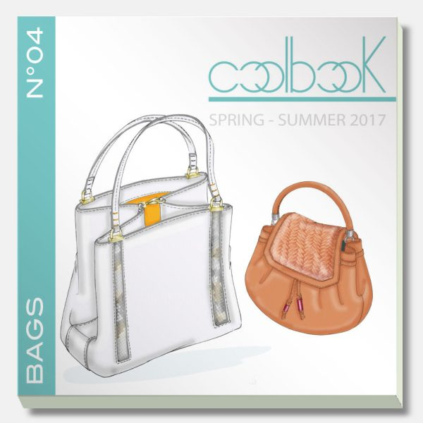 CoolBook Sketch Trend Book Woman bags S/S 2017 Tendenze Moda