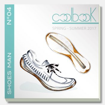 CoolBook Sketch Trend Book Man shoes S/S 2017 Tendenze Moda