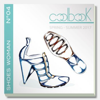 CoolBook Sketch Trend Book Woman shoes S/S 2017 Tendenze Moda