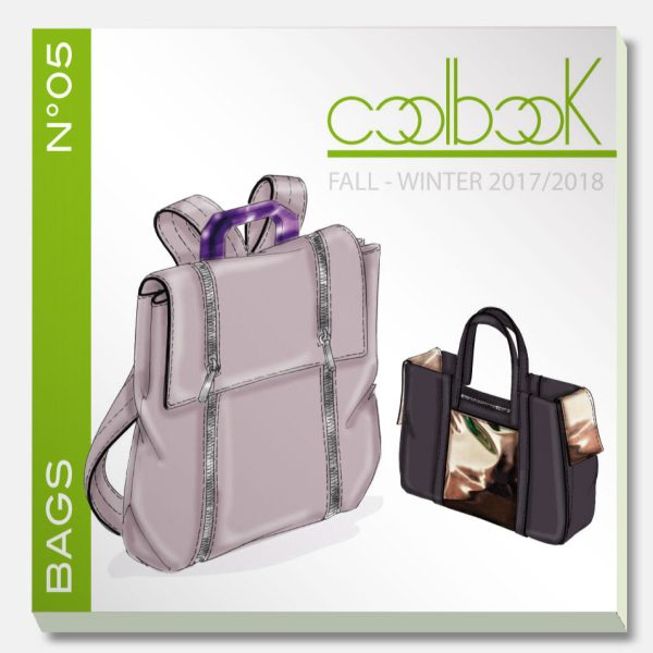 CoolBook Sketch Trend Book Woman bags F/W 2017/18 Tendenze Moda