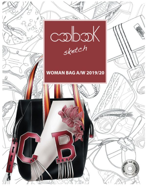 CoolBook Sketch – Woman Bag A/W 2019/20