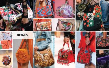 CoolBook Sketch – Woman Bags S/S 2020