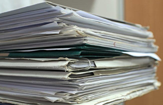 I documenti acquisiti dal CTU